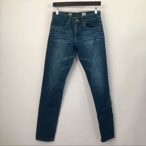 AG Adriano Goldschmied Farrah high rise skinny